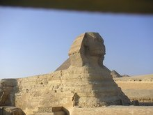 Sphinx / Ägypten