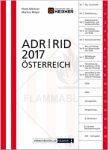 ADR / RID 2017