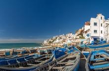 Agadir-Marrokko - ohne Gefahrgut