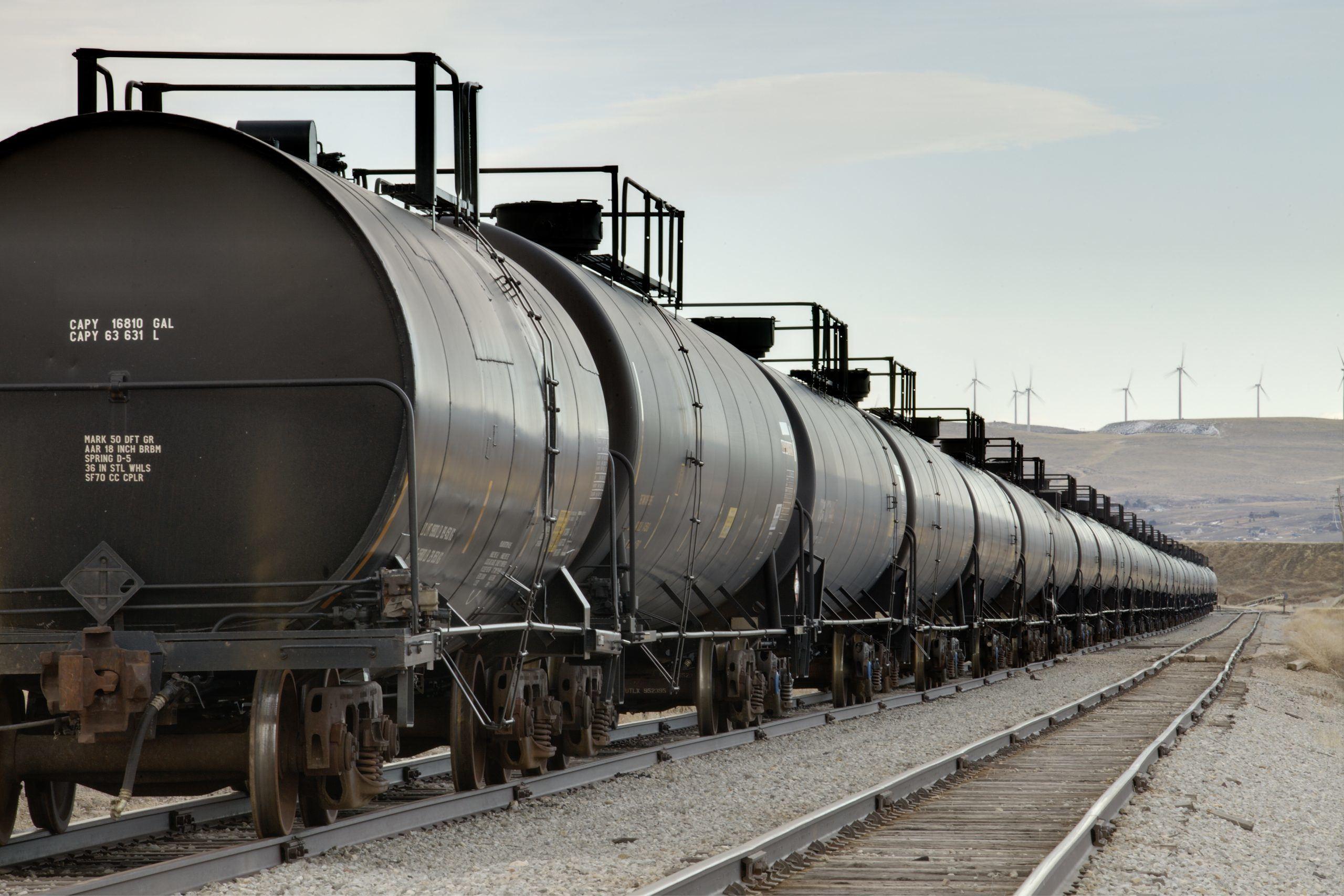 Gefahrguttransport - alternativ mit der Bahn