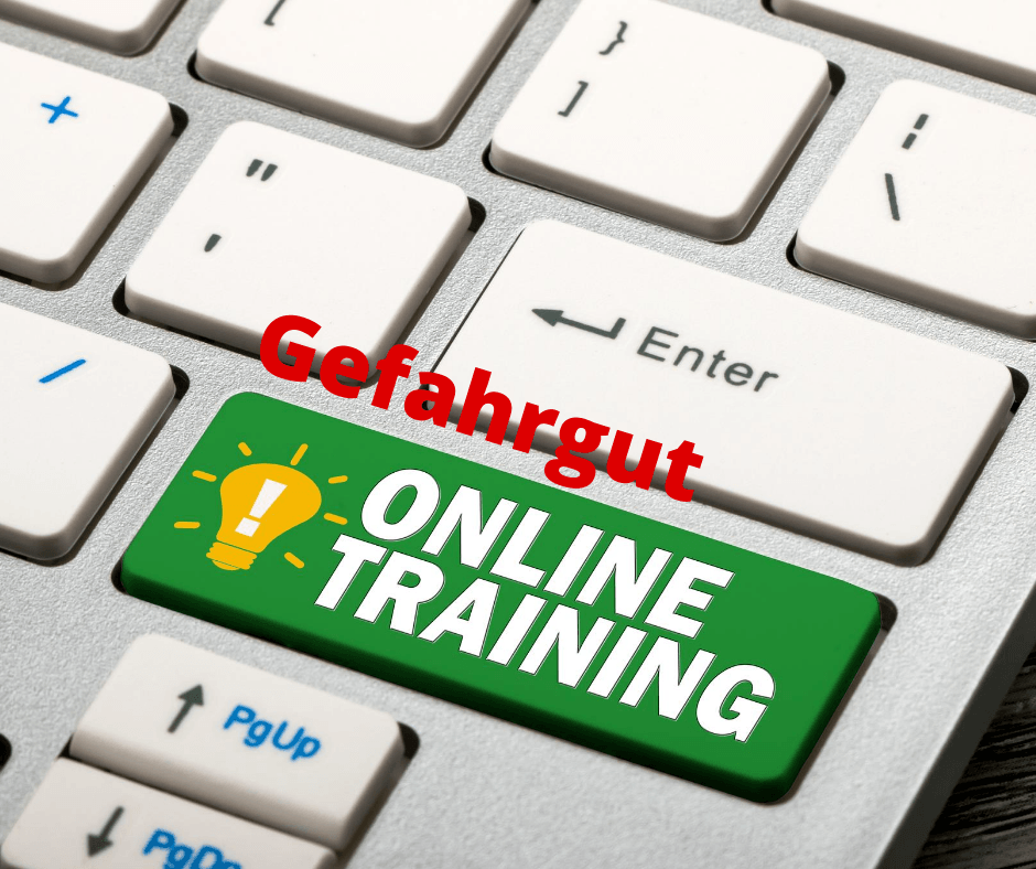 Gefahrgut Online Training