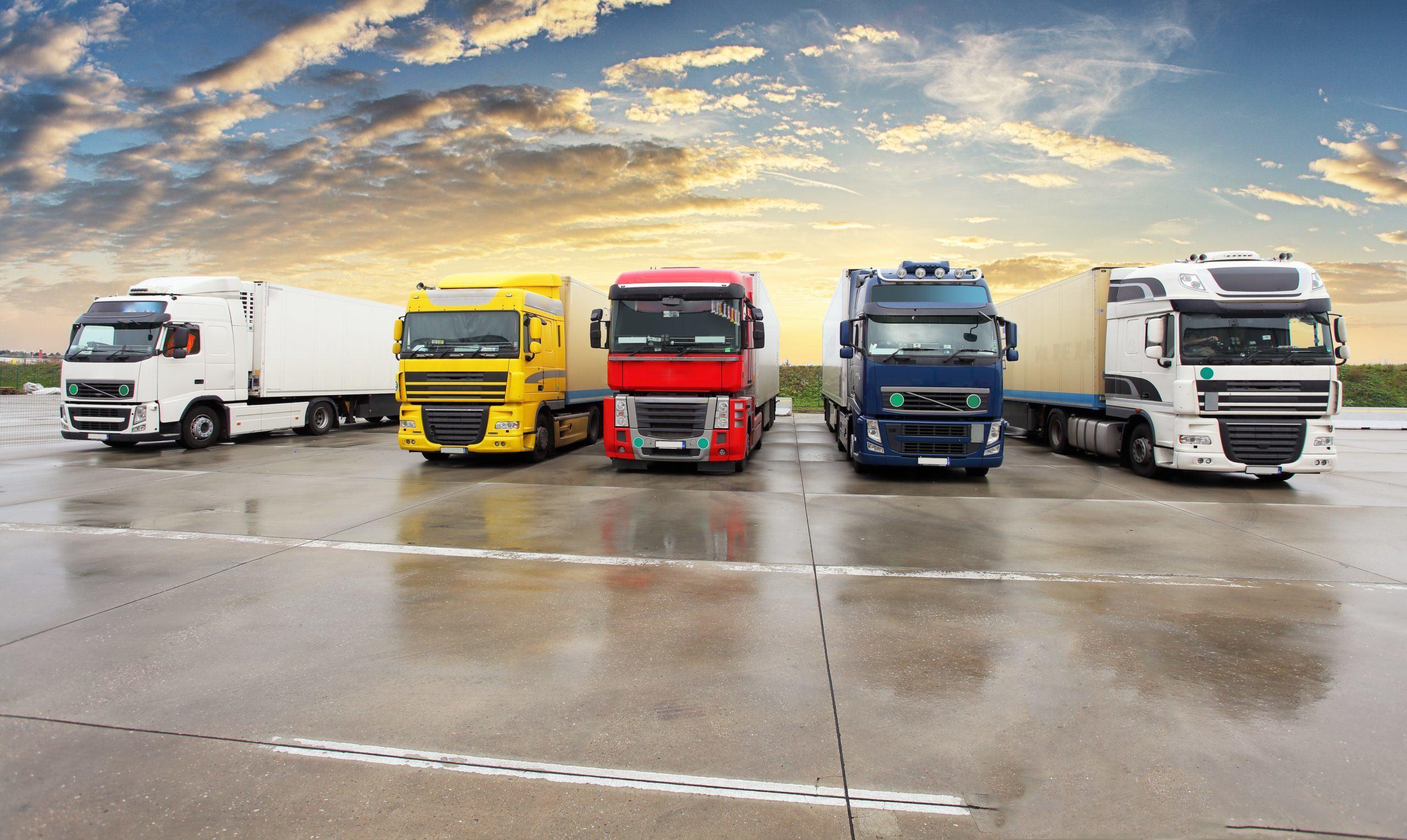 Gefahrgut Transport per LKW