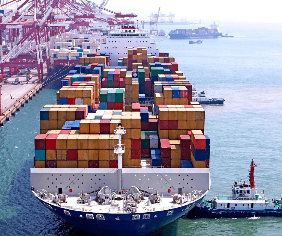 Gefahrgut Schulung Multimodale Transporte - Seefracht